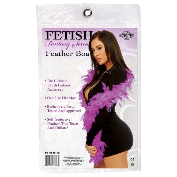 Fetish fantasy feather tickler