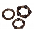 Pro Rings - Cock Rings Set Black