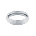 Donut Stainless Steel Cock Ring 50mm