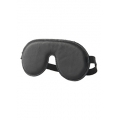 Eyemask Leather Black