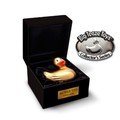 I Rub My Duckie - Travel/Gold in Box
