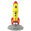 Rocket Vibrator Yellow