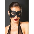 Faux Leather Fantasy Eye Mask