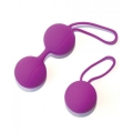 Shibari Pleasure Kegel Balls 2 pack Purple