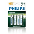 Philips LongLife Batteries AA